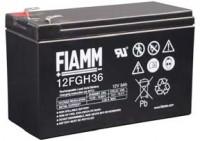 Аккумуляторная батарея FIAMM, 12 вольт 9.0 A/ч - 12FGH36